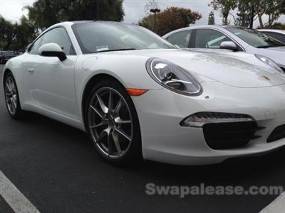 2014 Porsche 911 lease in Chino,CA - Swapalease.com