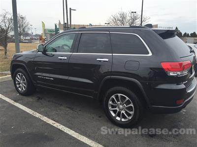 2014 Jeep Grand Cherokee lease in Hoboken,NJ - Swapalease.com
