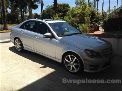 2013 Mercedes-Benz C-Class lease in Santa Monica,CA - Swapalease.com