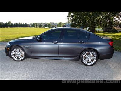 2013 BMW 5 Series lease in Camden,DE - Swapalease.com