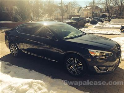 2014 Kia Cadenza lease in NEW YORK,NY - Swapalease.com