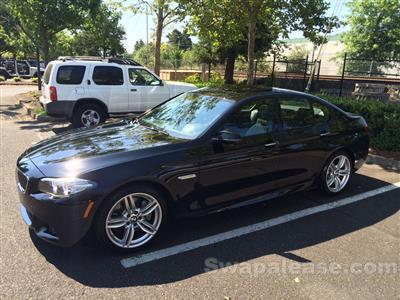 2014 BMW 5 Series lease in Beaverton,OR - Swapalease.com