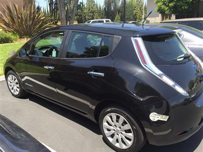 2013 Nissan LEAF lease in Irvine,CA - Swapalease.com