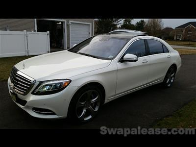 2014 Mercedes-Benz S-Class lease in Highland Park,NJ - Swapalease.com