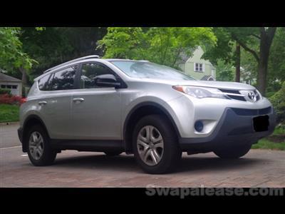 2014 Toyota RAV4 lease in Tenafly,NJ - Swapalease.com