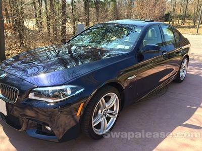 2014 BMW 5 Series lease in Center Moriches,NY - Swapalease.com
