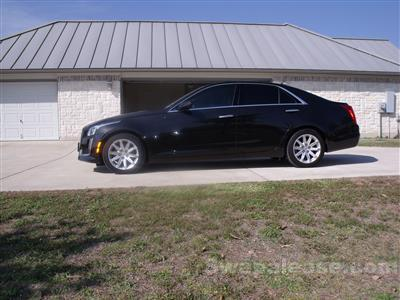 2014 Cadillac CTS lease in lytle,TX - Swapalease.com