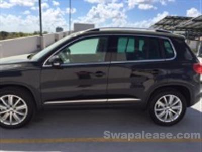 2013 Volkswagen Tiguan lease in Gainsville,FL - Swapalease.com