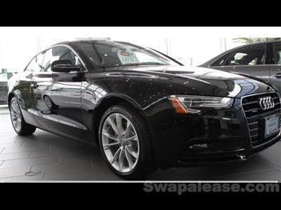 2014 Audi A5 lease in san francisco,CA - Swapalease.com