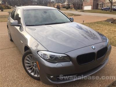 2013 BMW 5 Series lease in Nashville,TN - Swapalease.com