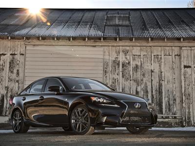 2014 Lexus IS 250 F Sport lease in Woodbury,MN - Swapalease.com