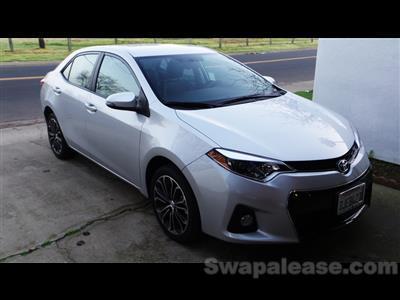 2015 Toyota Corolla lease in Modesto,CA - Swapalease.com