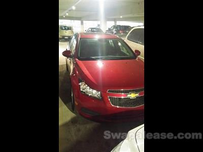 2014 Chevrolet Cruze lease in Dayton,OH - Swapalease.com