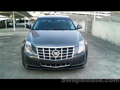 2013 Cadillac CTS lease in Houston,TX - Swapalease.com