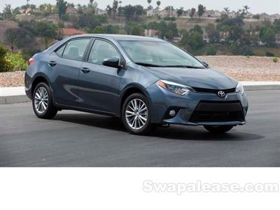 2014 Toyota Corolla lease in Philadelphia,PA - Swapalease.com