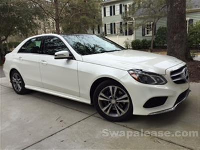 2014 Mercedes-Benz E-Class lease in DC,VA - Swapalease.com