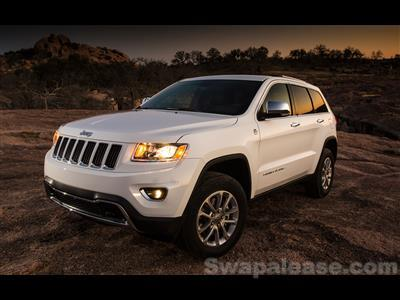 2014 Jeep Grand Cherokee lease in Palm Springs,CA - Swapalease.com