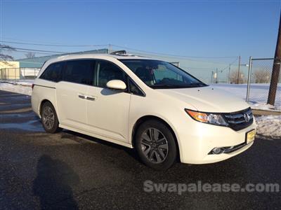 2014 Honda Odyssey lease in linden,NJ - Swapalease.com
