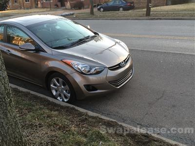 2013 Hyundai Elantra lease in Sharonville,OH - Swapalease.com