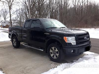 2013 Ford F-150 lease in Lake View,OH - Swapalease.com