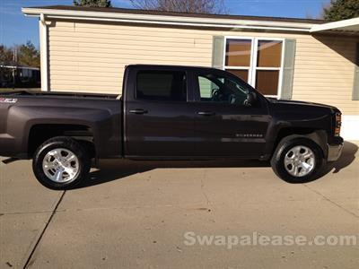 2014 Chevrolet Silverado 1500 lease in Anderson,IN - Swapalease.com