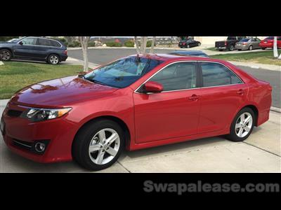 2013 Toyota Camry lease in San Diego,CA - Swapalease.com