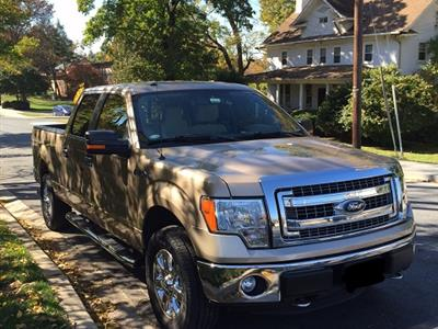 2014 Ford F-150 lease in Gaithersburg,MD - Swapalease.com