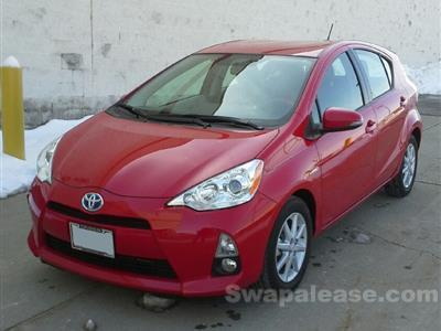2014 Toyota Prius c lease in Hebron,OH - Swapalease.com