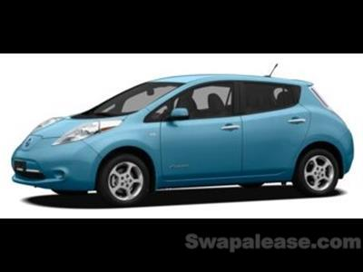 2012 Nissan LEAF lease in Lithia,FL - Swapalease.com