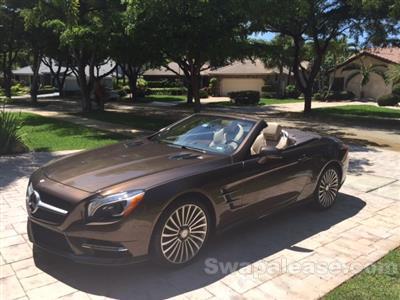 2014 Mercedes-Benz SL-Class lease in Boca Raton,FL - Swapalease.com