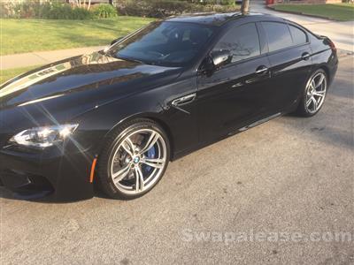 2014 BMW M6 lease in Marina Del Rey,CA - Swapalease.com