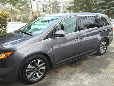 2014 Honda Odyssey lease in Great Neck ,NY - Swapalease.com