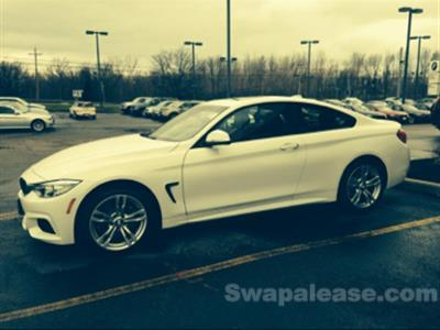 2014 BMW 4 Series lease in rochester,NY - Swapalease.com