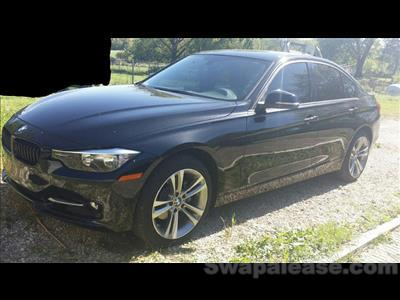 2014 BMW 3 Series lease in Des Moines,IA - Swapalease.com