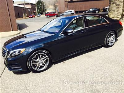 2015 Mercedes-Benz S-Class lease in Wheeling,WV - Swapalease.com