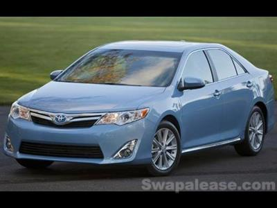 2012 Toyota Camry lease in Hollywood,FL - Swapalease.com