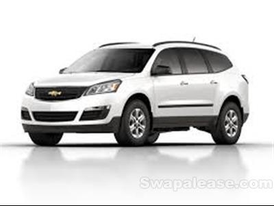 2013 Chevrolet Traverse lease in Faribault,MN - Swapalease.com
