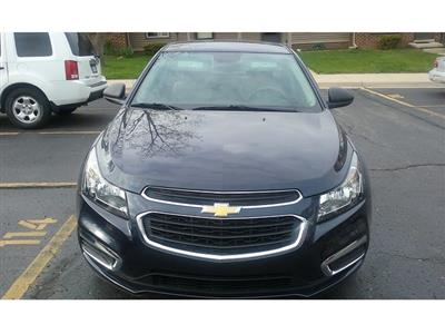 2015 Chevrolet Cruze lease in Ann Arbor,MI - Swapalease.com