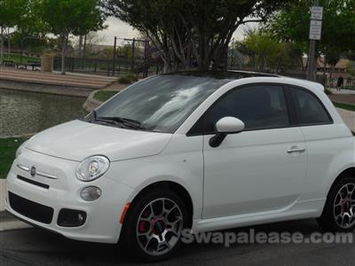 2013 Fiat 500 lease in Maricopa,AZ - Swapalease.com