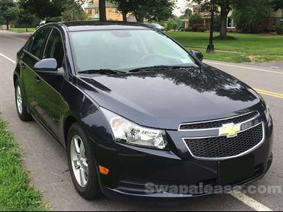 2014 Chevrolet Cruze lease in Amherst,NY - Swapalease.com