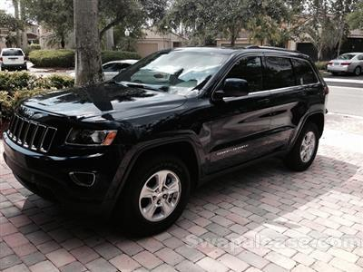 2014 Jeep Grand Cherokee lease in Weston,FL - Swapalease.com