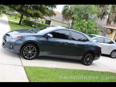 2014 Toyota Corolla lease in Port St. Lucie,FL - Swapalease.com