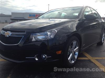 2014 Chevrolet Cruze lease in Bay City,MI - Swapalease.com