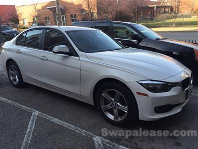 2014 BMW 3 Series lease in St Louis,MO - Swapalease.com