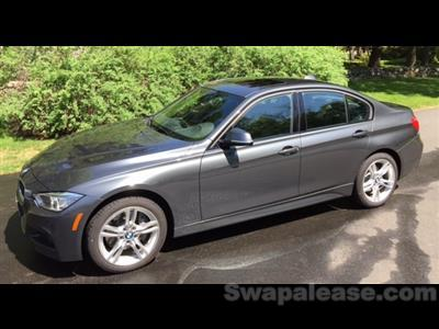 2015 BMW 3 Series lease in Stamford,CT - Swapalease.com