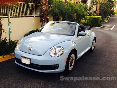 2014 Volkswagen Beetle lease in Marina Del Rey,CA - Swapalease.com