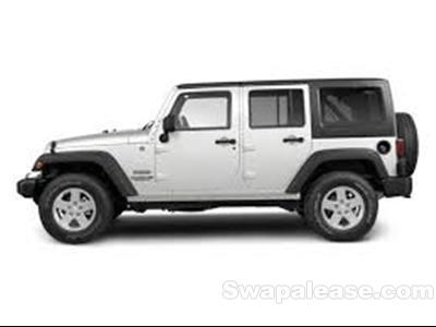 2014 Jeep Wrangler Unlimited lease in Cliffside Park,NJ - Swapalease.com