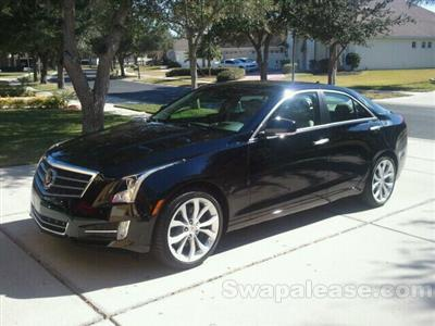 2014 Cadillac ATS lease in Tampa,FL - Swapalease.com