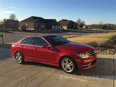 2013 Mercedes-Benz C-Class lease in Hamilton,OH - Swapalease.com