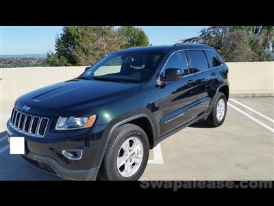 2014 Jeep Grand Cherokee lease in Aliso Viejo,CA - Swapalease.com